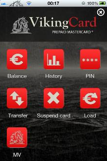 VikingCard